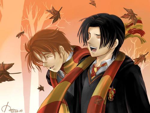 Remus * Sirius