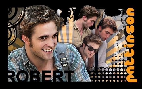 Rob Pattinson 壁紙