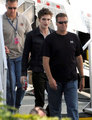 Rob in Eclipse Set - twilight-series photo