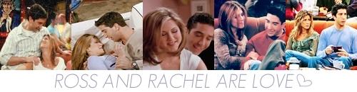 Ross&Rachel<3!