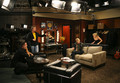 Ruby & the Rockits: On Set