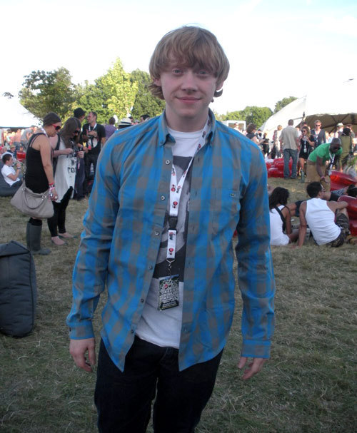 Rupert at V Festival (2009)