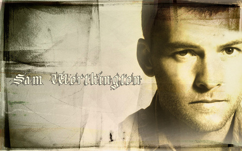 Sam Worthington fondo de pantalla