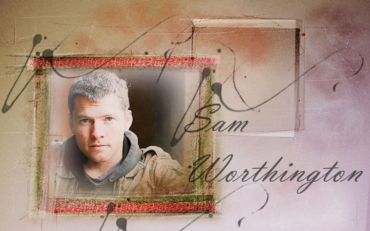 Sam Worthington 바탕화면