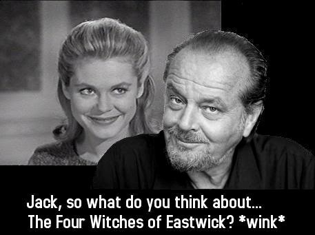Samantha Meets Jack, LOL!!! - bewitched Photo