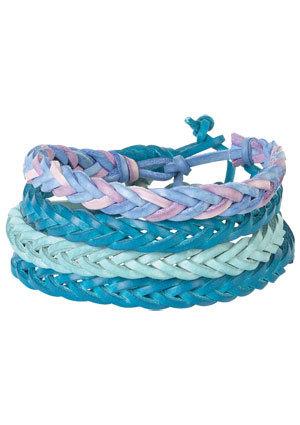 Savina Tonal Bracelet 4-Pack