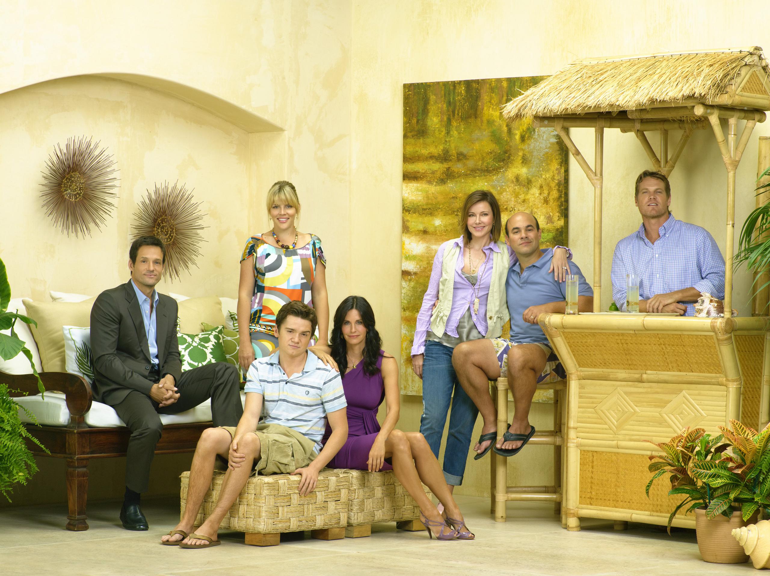 Season 1 Cast Photo.