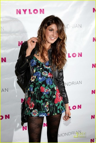 Shenae @ Nylon Magazine's TV Issue Launch Party