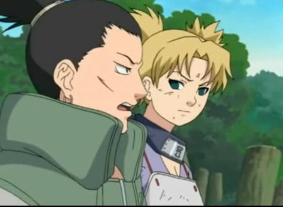 Naruto images Shikamaru & Temari wallpaper and background ... Gaara Blushing