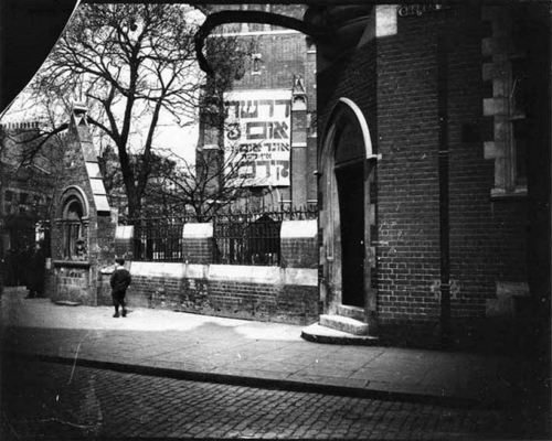 St Marys, Whitechapel