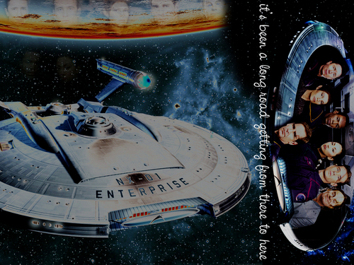 星, 星级 Trek Enterprise