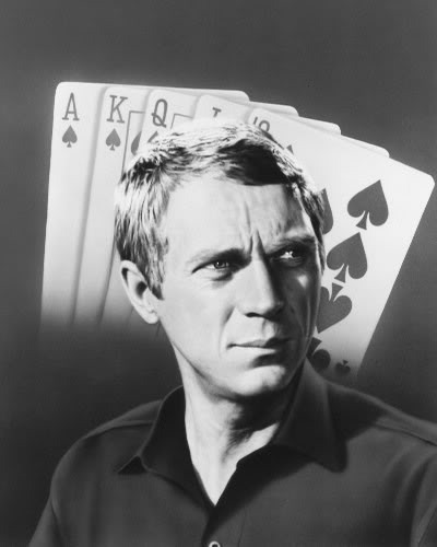Steve McQueen 壁紙 probably containing a sign entitled Steve McQueen