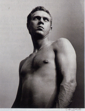 Steve McQueen wallpaper probably containing a hunk, a six pack, and skin called Steve McQueen