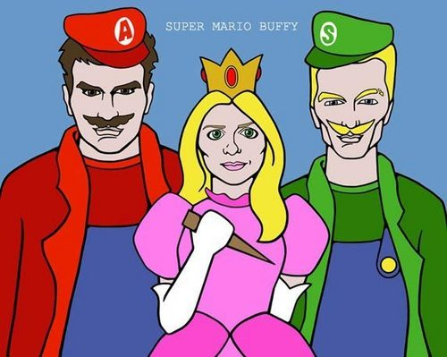 Super Mario Buffy