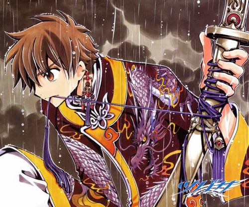 Tsubasa: Reservoir Chronicles wallpaper entitled Syaoran (Tsubasa Reservoir Chronicles)