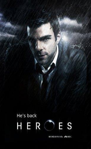 Sylar season 4 promo