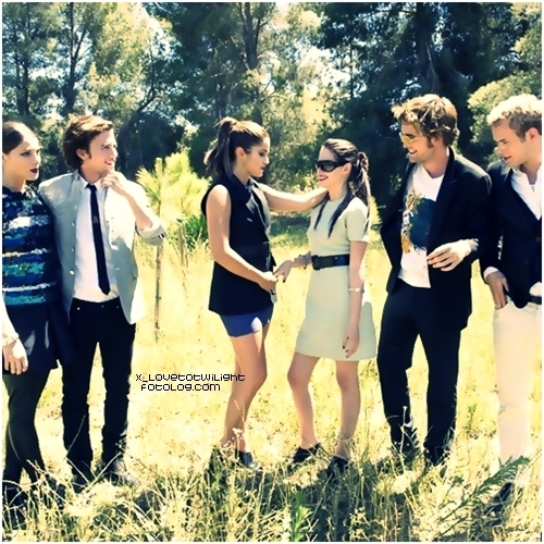 Teen Vogue 2009 Twilight