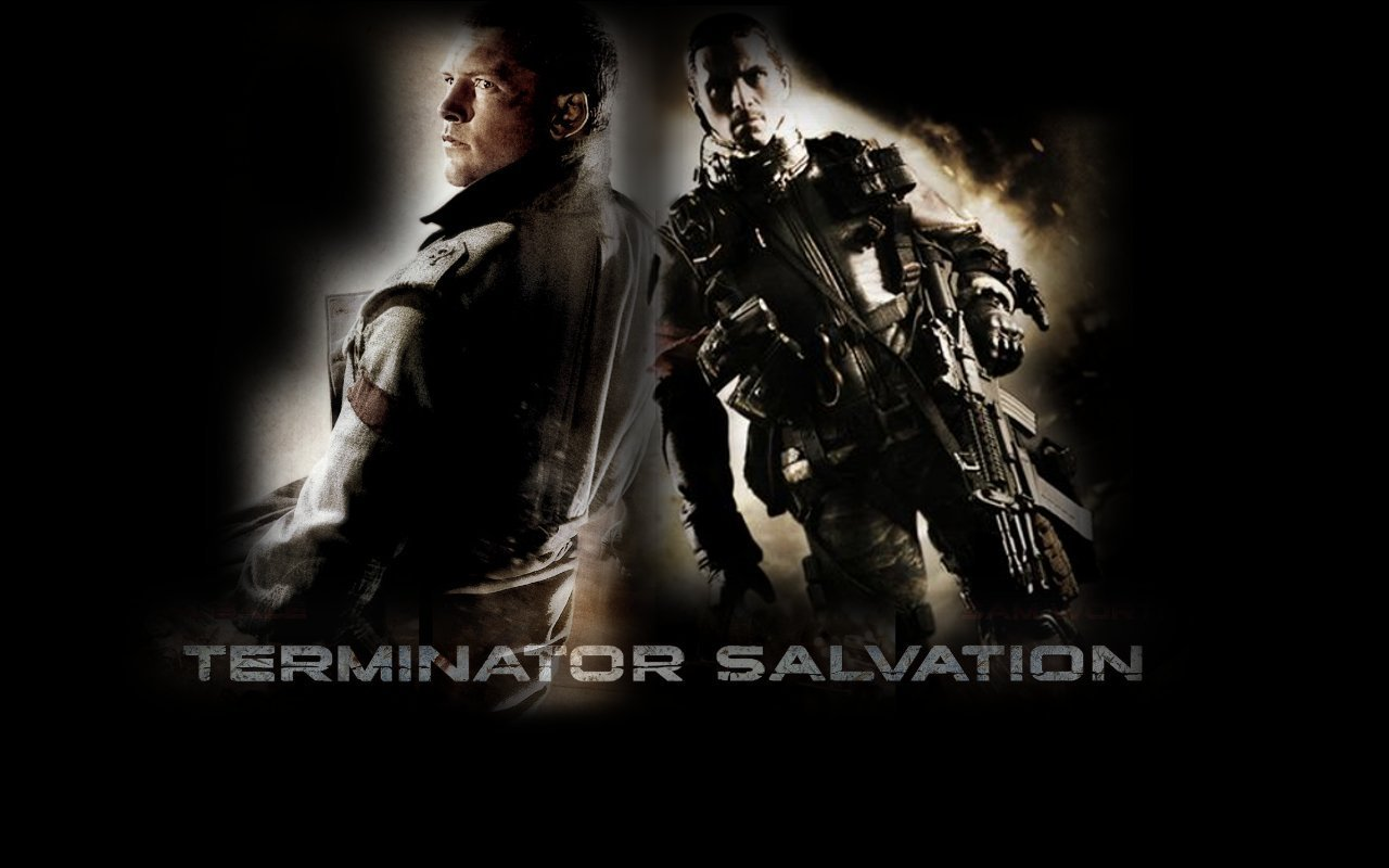 terminator salvation wallpaper hd - photo #14