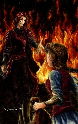 The Capture of Arya