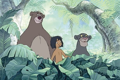 Disney hình nền probably with anime called The Jungle Book