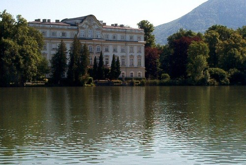 The Von Trapp Family House - the-sound-of-music Photo