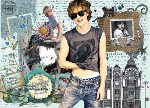Tom Felton fan art