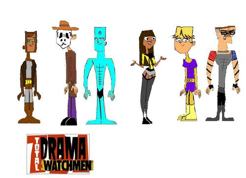 Total Drama Watchmen: for megaDUNCANfan