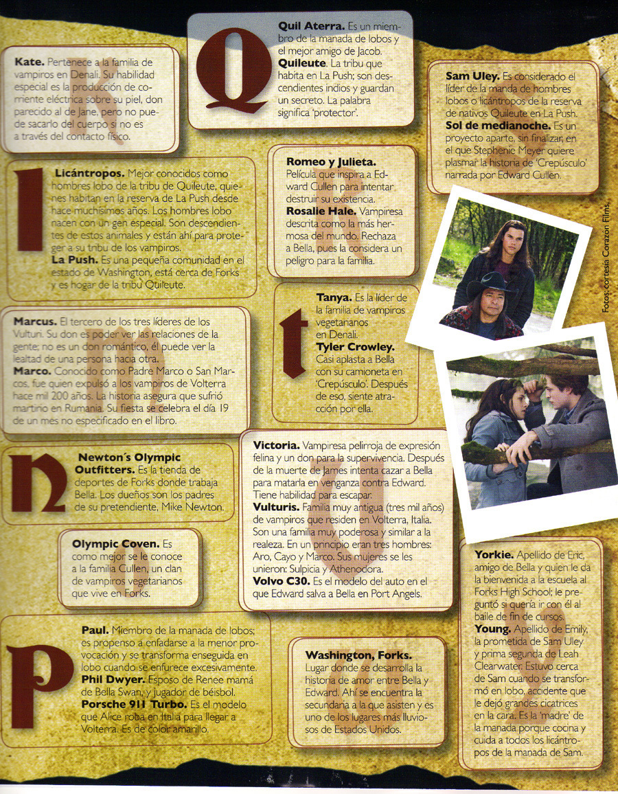 Twilight Scans. [The Magazine is in Spanish]