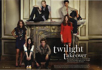 Twilight Take Over:D