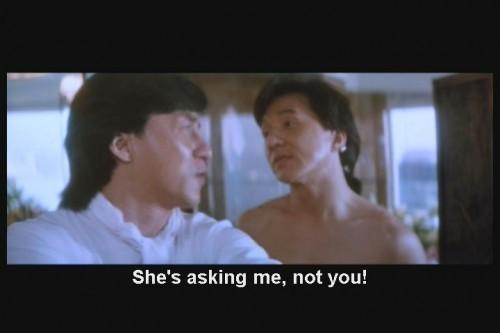 Twin Dragons - Jackie Chan Image (7836121) - Fanpop