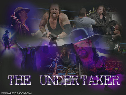 Undertaker fond d'écran