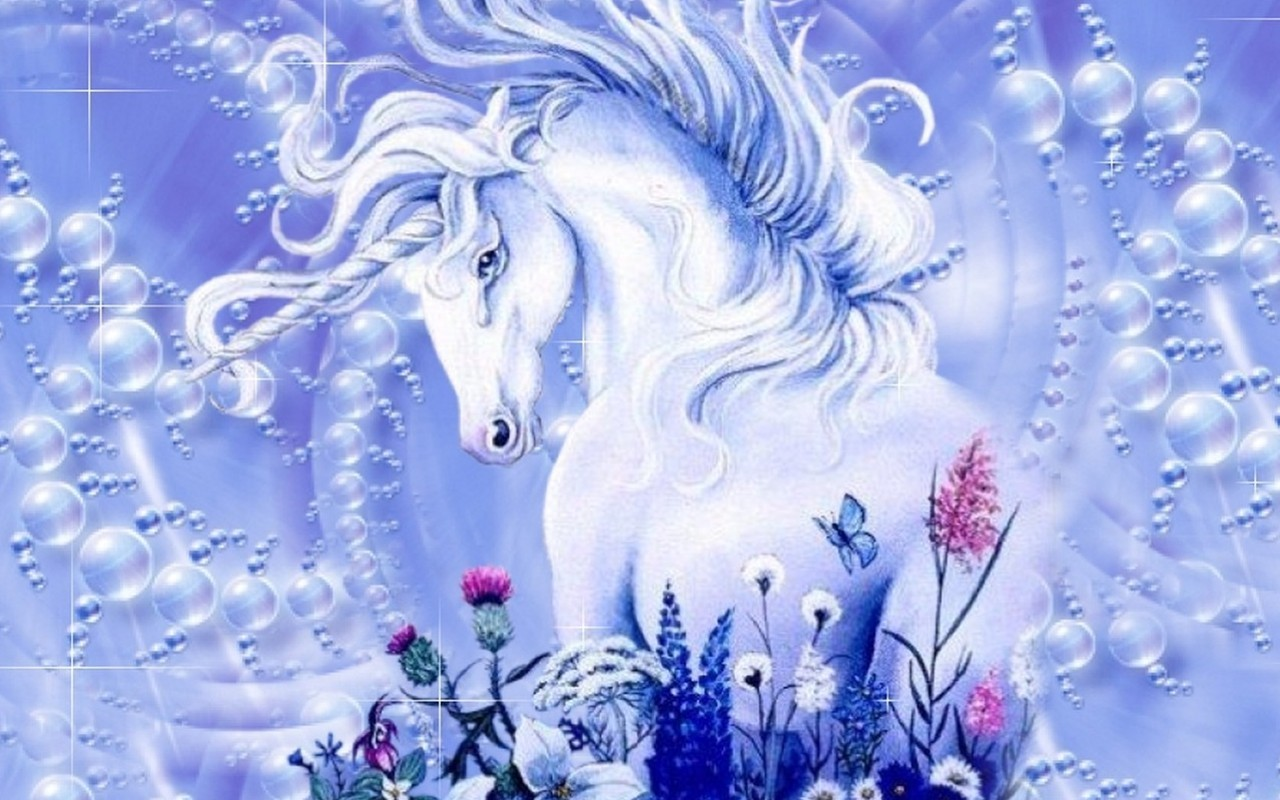 magic unicorns animated wallpaper - photo #16