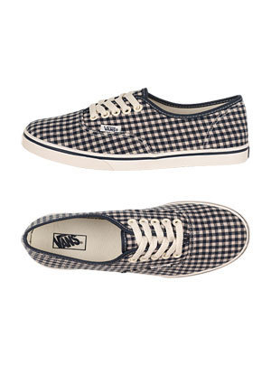 Vans Authentic Lo Pro Gingham
