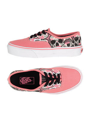 Vans Authentic Skull