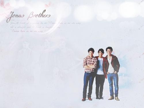 wolpeyper Jonas Brothers