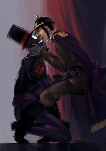 Warden x ...Lacky?