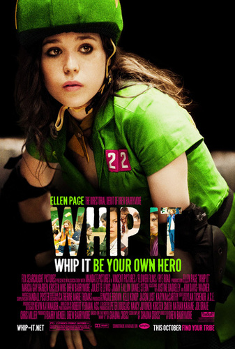 Whip It! official poster