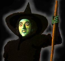 el mago de oz fondo de pantalla entitled Wicked Witch
