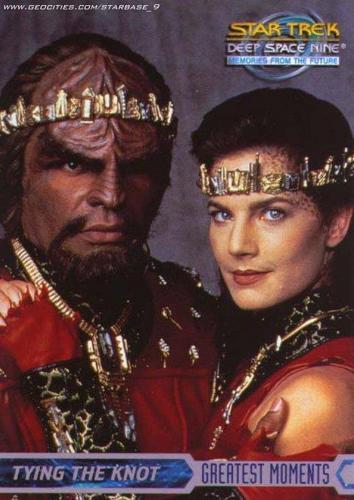 Worf/Dax