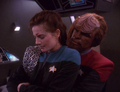 Worf and Dax - worf photo