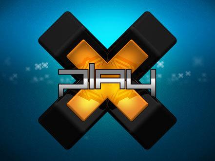 X-play Logo