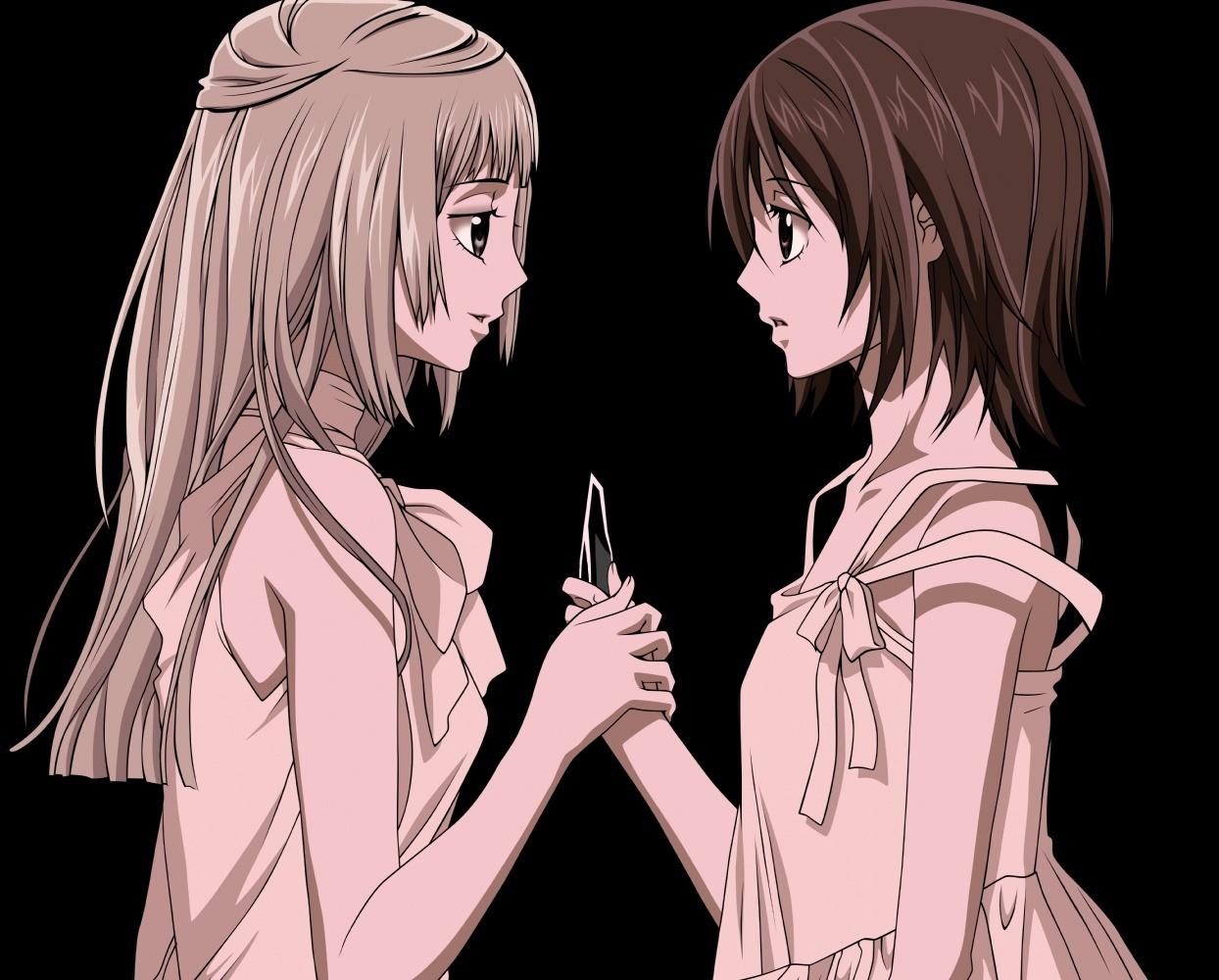 Yuuki and Maria
