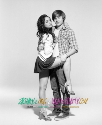 zac efron and vanessa hudgens photoshoot. Zanessa - Zac Efron amp; Vanessa