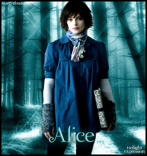 Twilight Series wallpaper containing an outerwear, a well dressed person, and a box coat called alice cullen