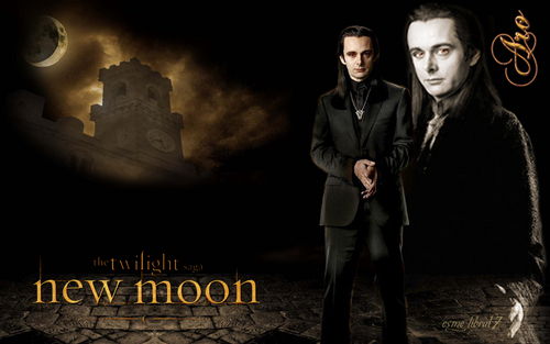 aro volturi - New Moon 壁紙