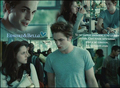 bella & edward - robert-pattinson fan art