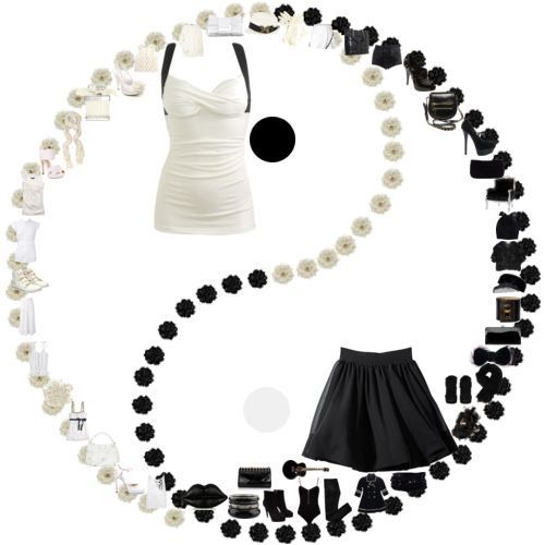 polyvore clippingg♥ wallpaper called dont use