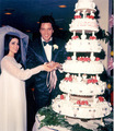 elvis && priscilla - elvis-and-priscilla-presley photo
