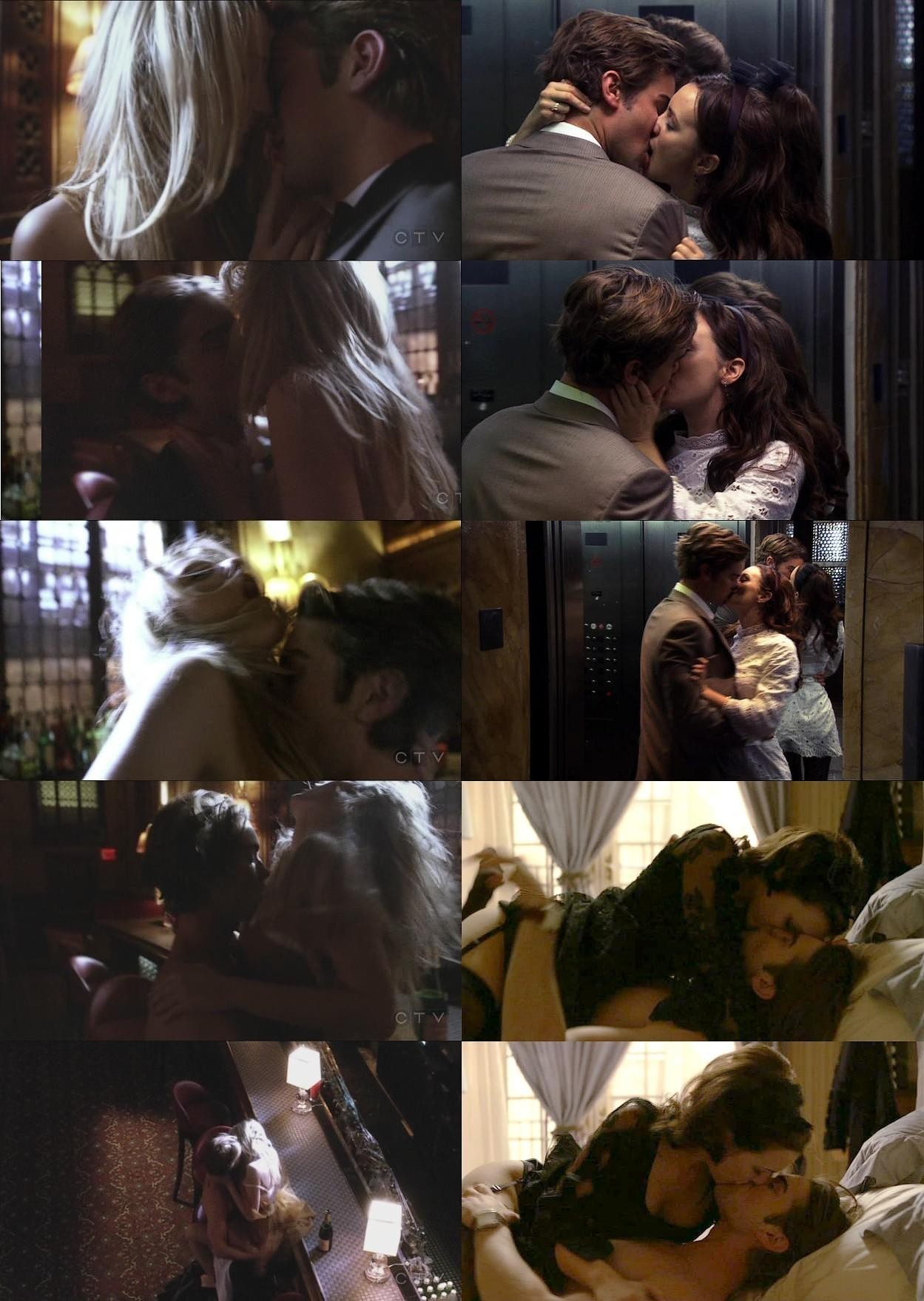 hot scene SNB - Gossip Girl Photo (7832070) - Fanpop