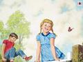 kids - the-golden-tear wallpaper
